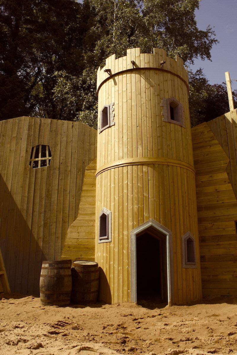 Culzean castle adventure play big castle