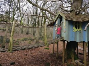 Tree houses for little people