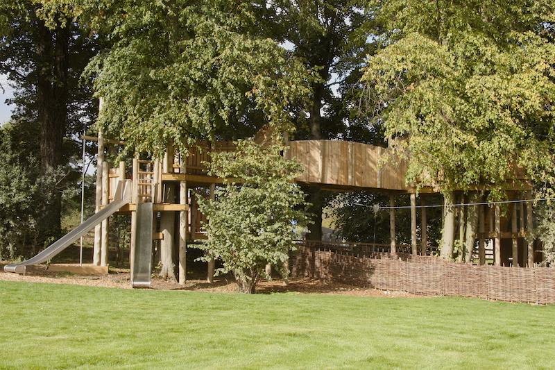 play amongst the trees at Soho farmhouse 800x533