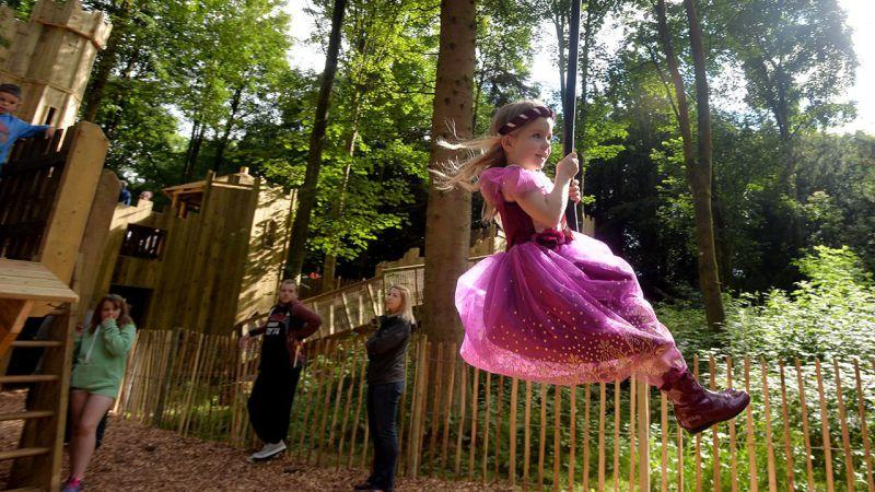 The Power of Play in action at Lowther Castle