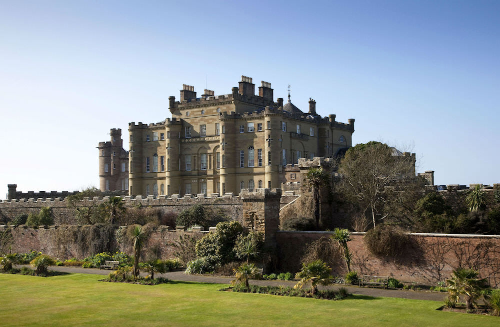 The striking Culzean-Castle