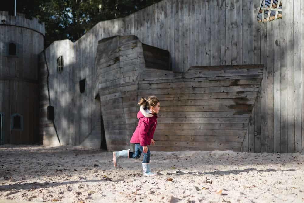 Run wild in the adventure cove at Culzean castle