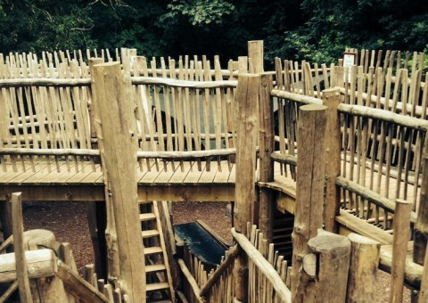 Cotswold Wildlife Park adventure play 800x533