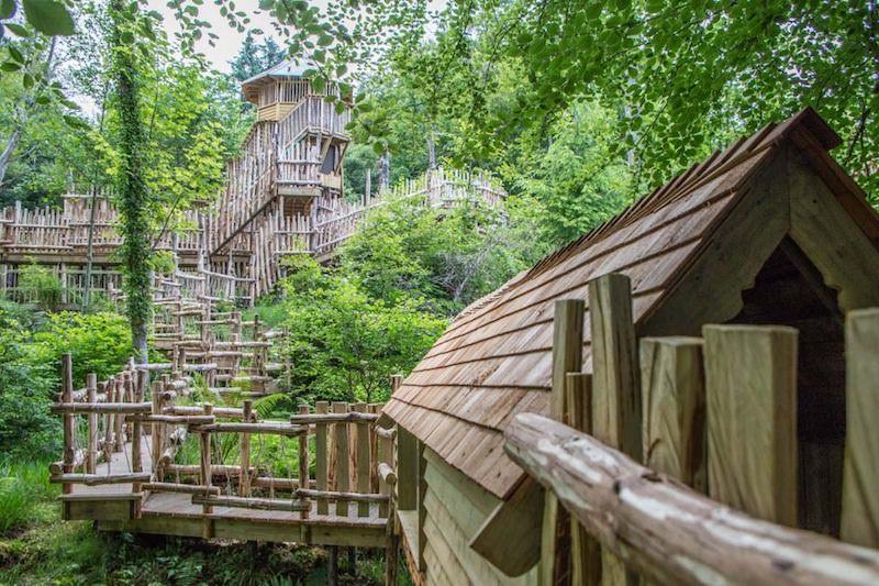 Brodick Castle Isle Be Wild Adventure Play Arran copy