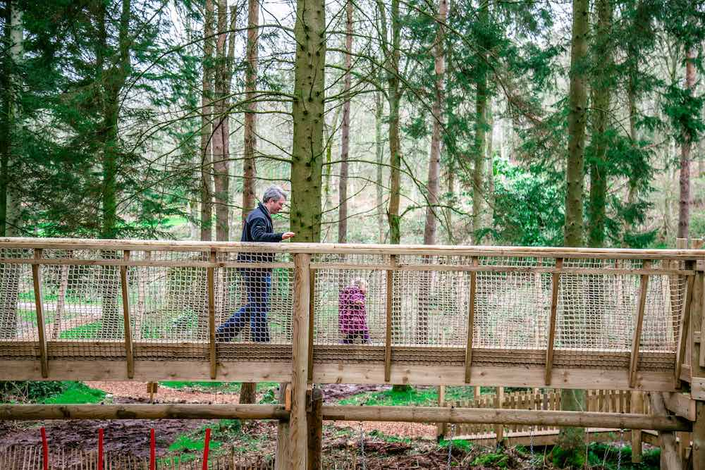 Lowther castle adventure play