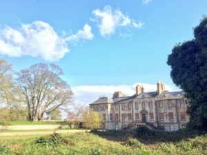 Newhailes house, fit for a king