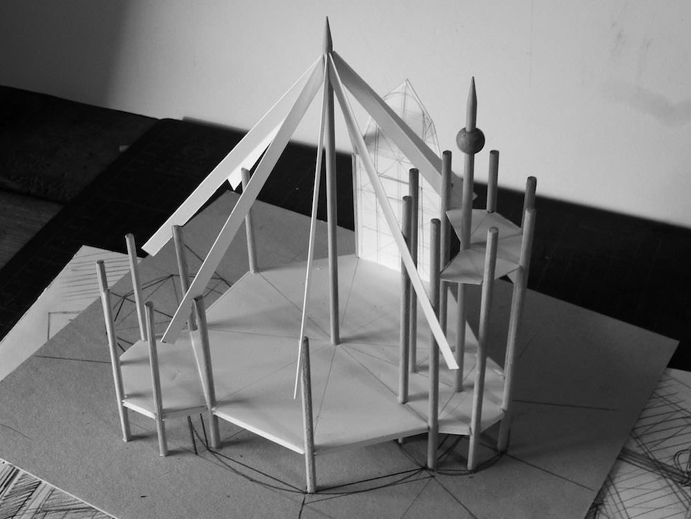 Library model