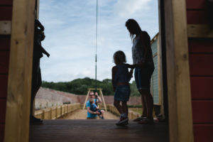 Capco adventure play at Newhailes
