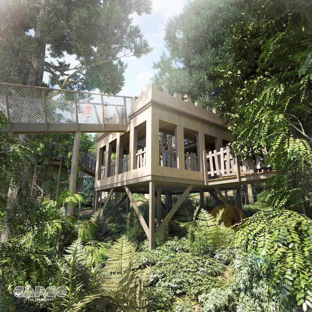 Culzean Castle Phase 2 Teaser for Wild Woodland