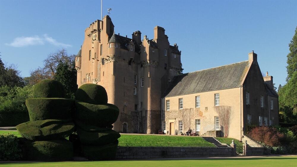 NTS Crathes Castle