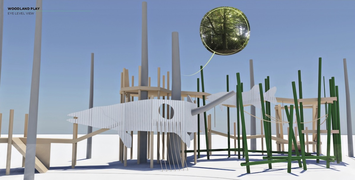Fritton Lake Woodland Fritz Pike Play Concept Design 3