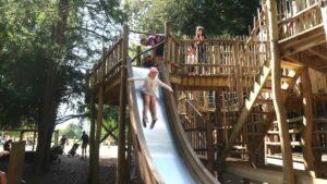 Cotswold Wildlife Park Adventure Playground