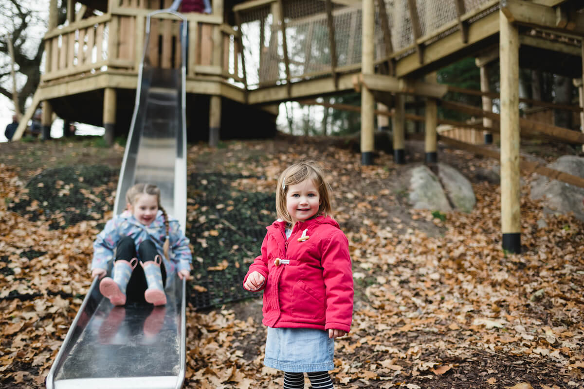 Crathes castle Adventure Play by CAP.Co 2