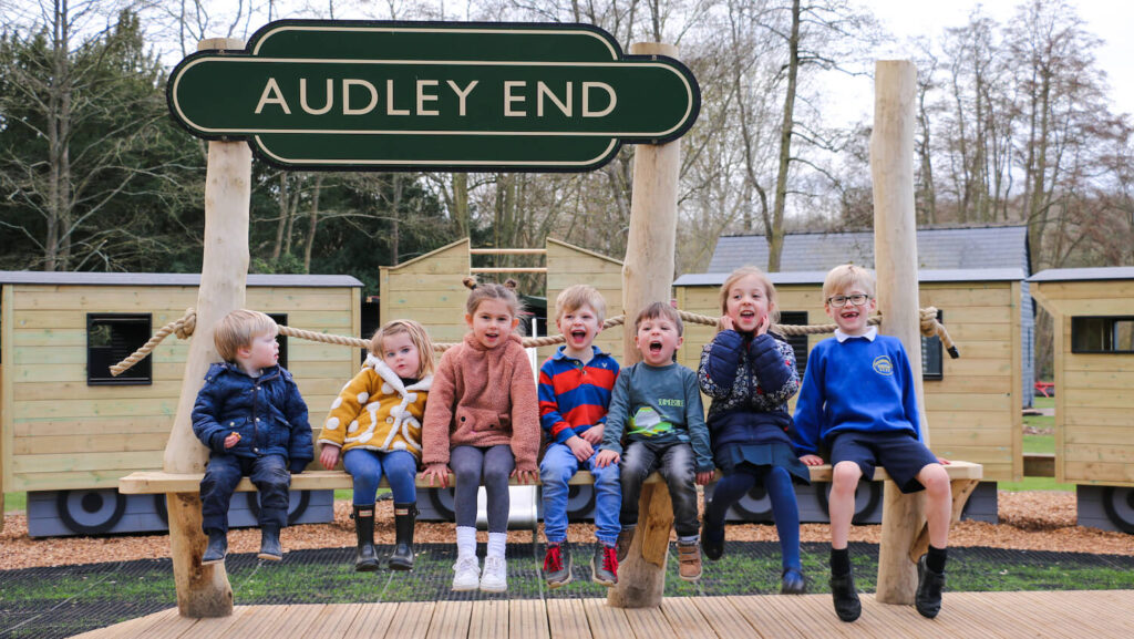 Lead image for Audley End Miniature Railway adventure play