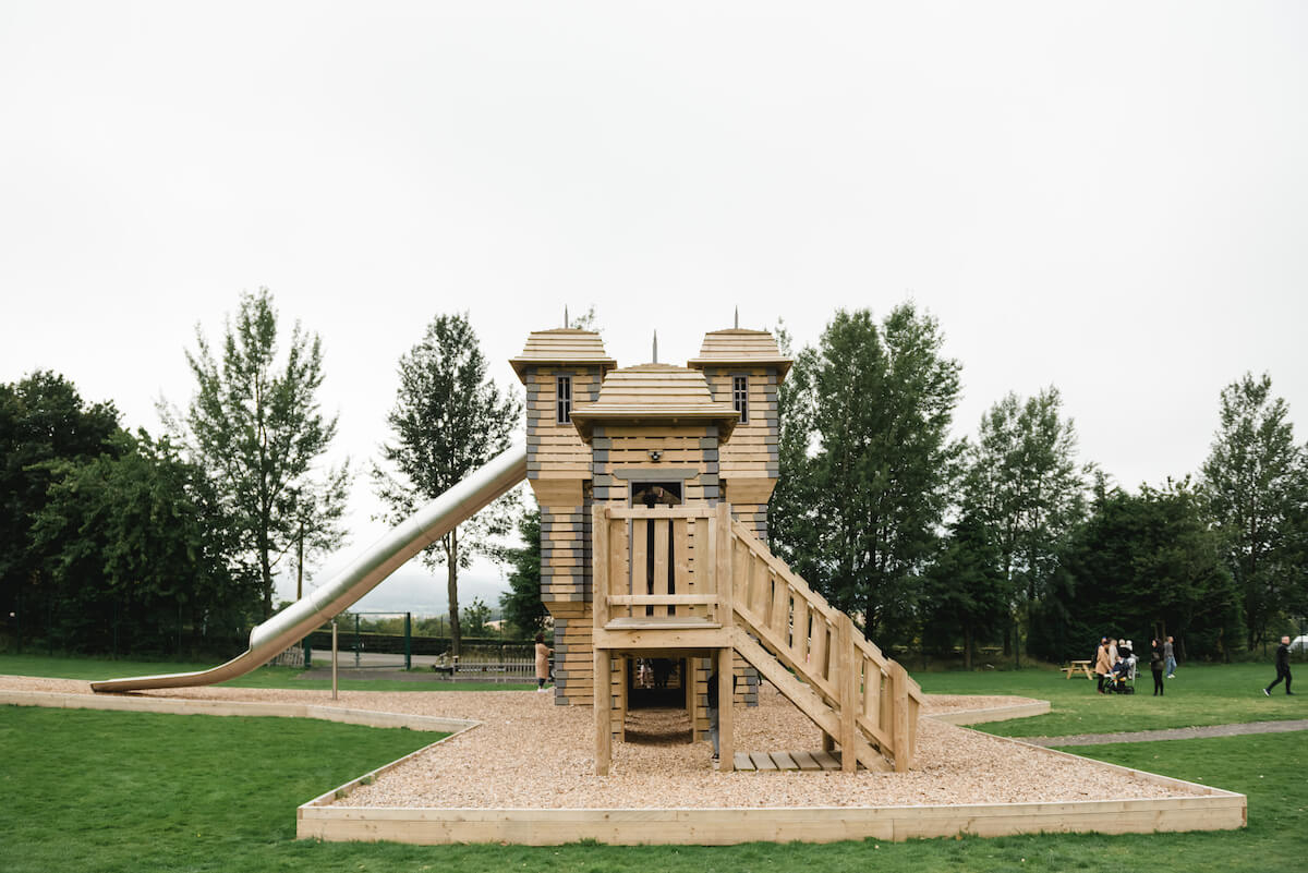 21 Perfect end on image of the Crieff Hydro Adventure play