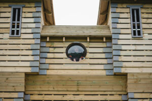 3 Top Porthole at Crieff Hydro Adventure Play by CAP.Co