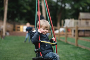look at that smile of a happy Dalkeith Toddler Play customer