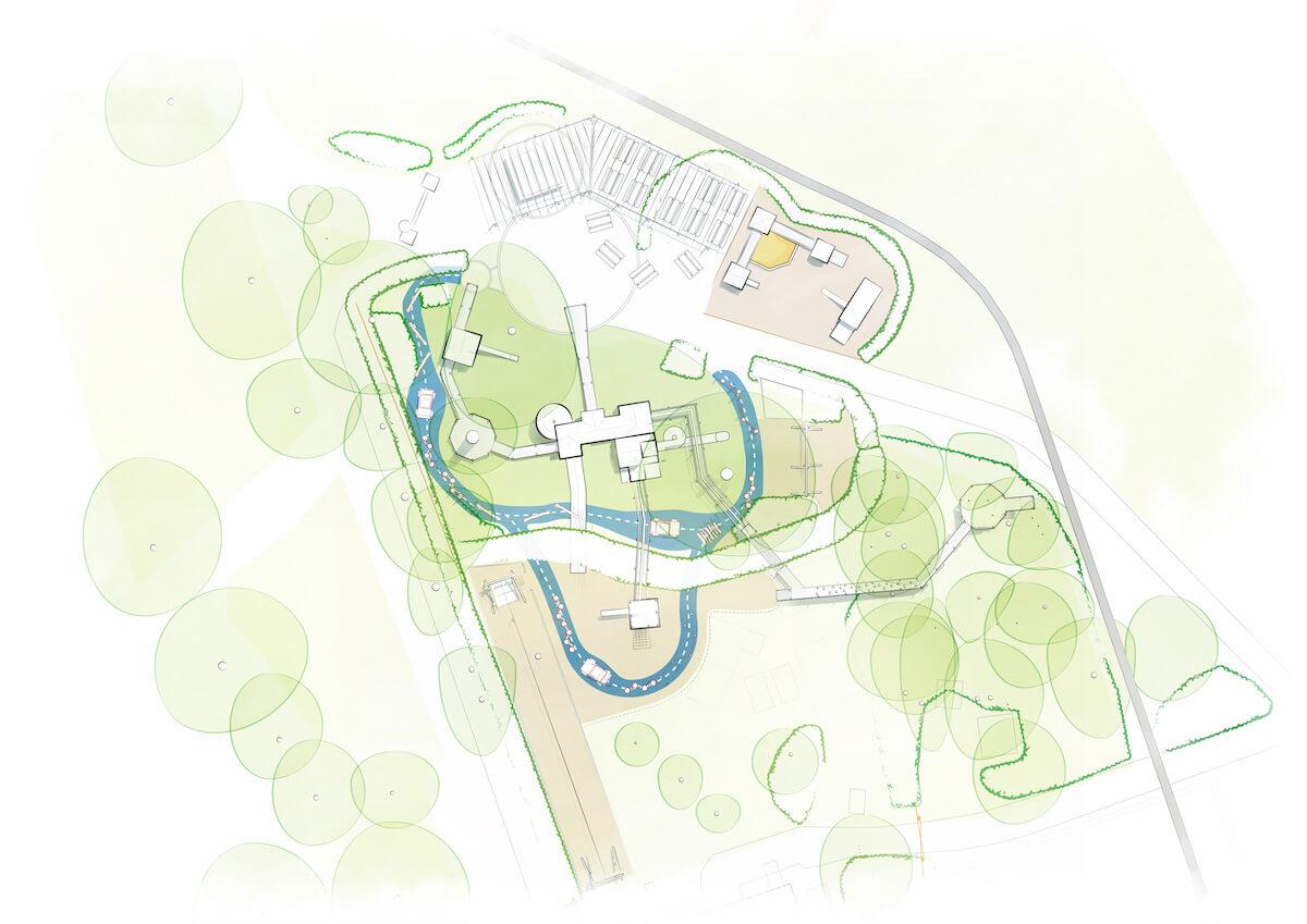 Little Beaulieu Concept Plan