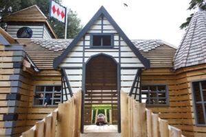 Little Beaulieu main entrance