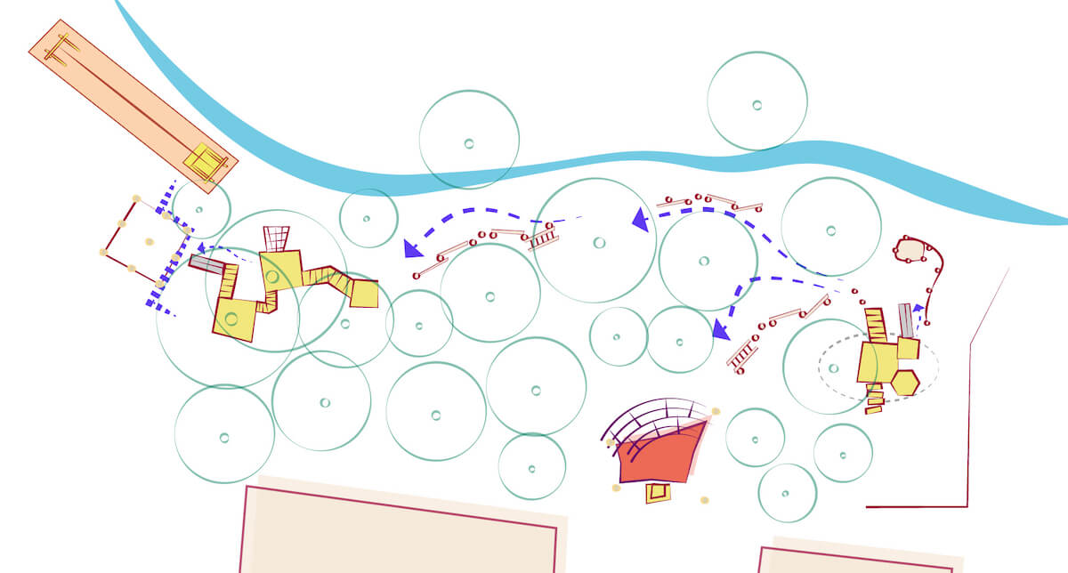 Mundesley School adventure play concept plan