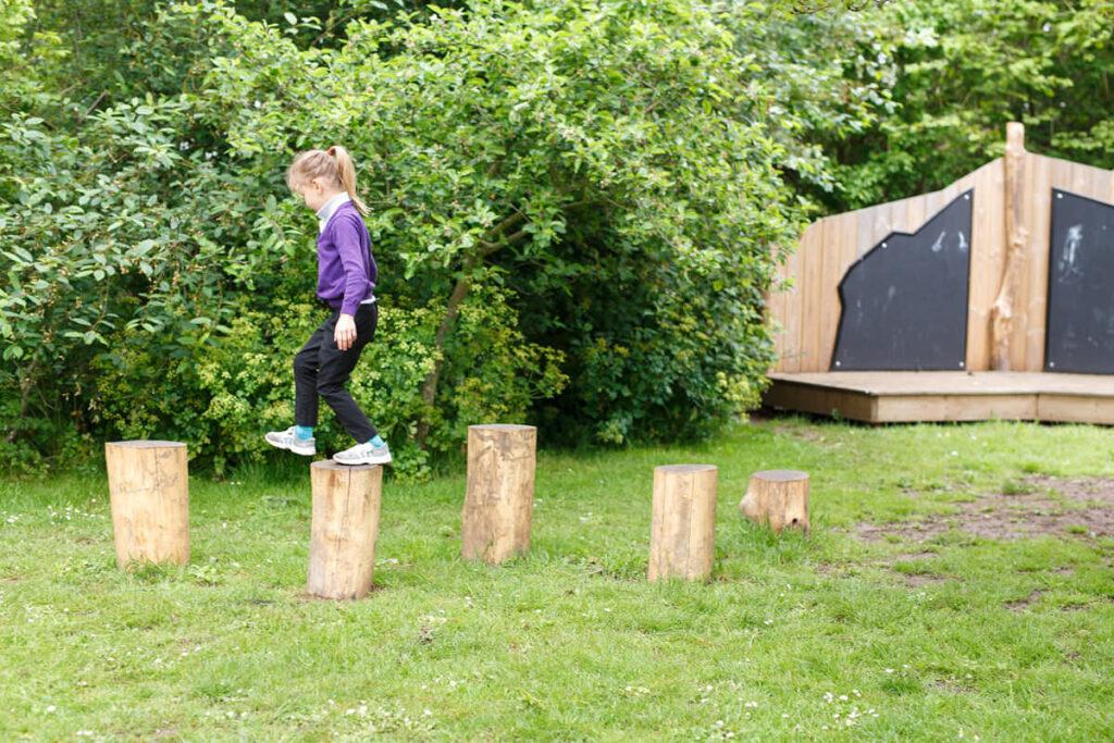 Mundesley school ks1 adventure play
