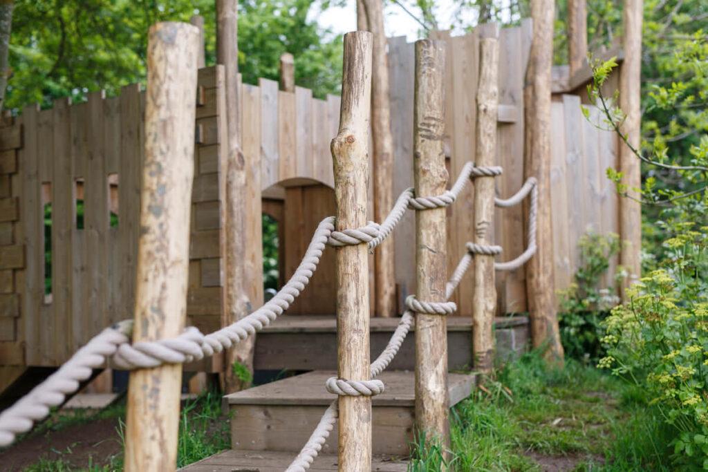 Mundesley school ks1 adventure play 11