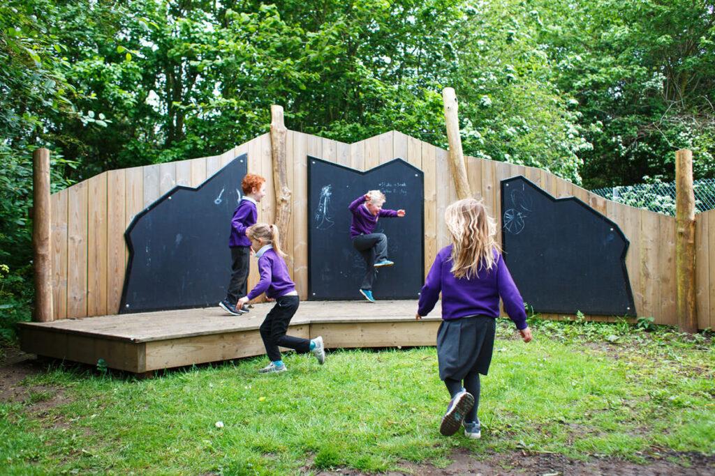 Mundesley school ks1 adventure play 7