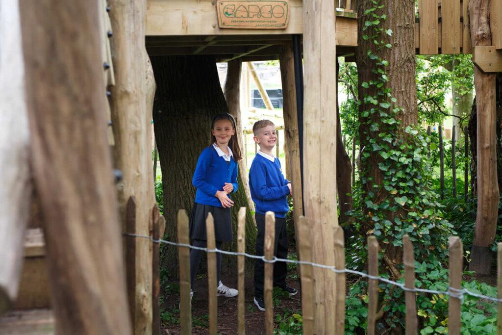 Mundesley school ks2 adventure play 16