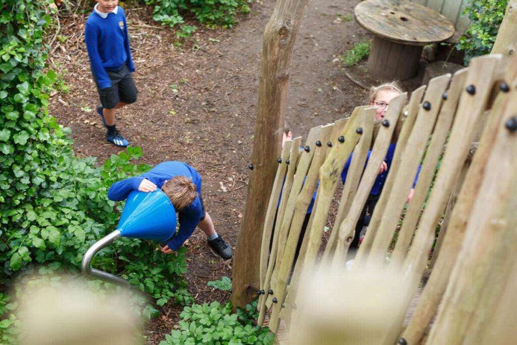 Mundesley school ks2 adventure play 6