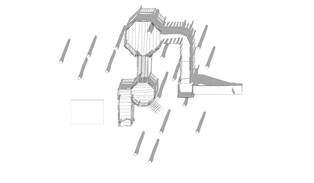 Mundesley_treehouse lookout PLAN