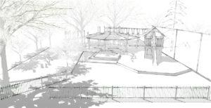 Poringland Sketch 1