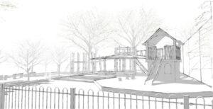 Poringland Sketch 2