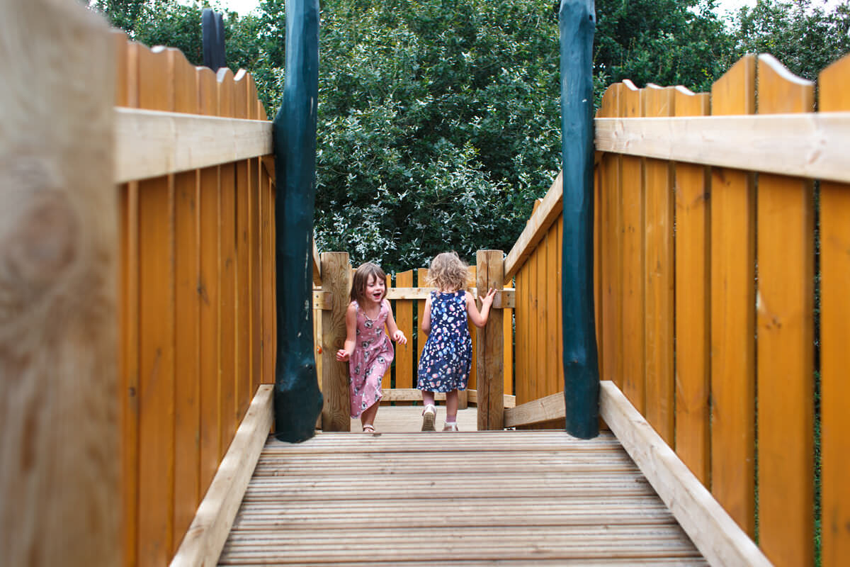 Adventure play at Salhouse Broad by CAP.Co Creating adventurous places